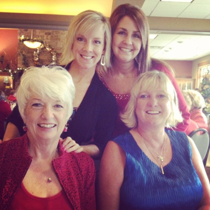 Ladies luncheon at the Bellingham Golf and Country Club