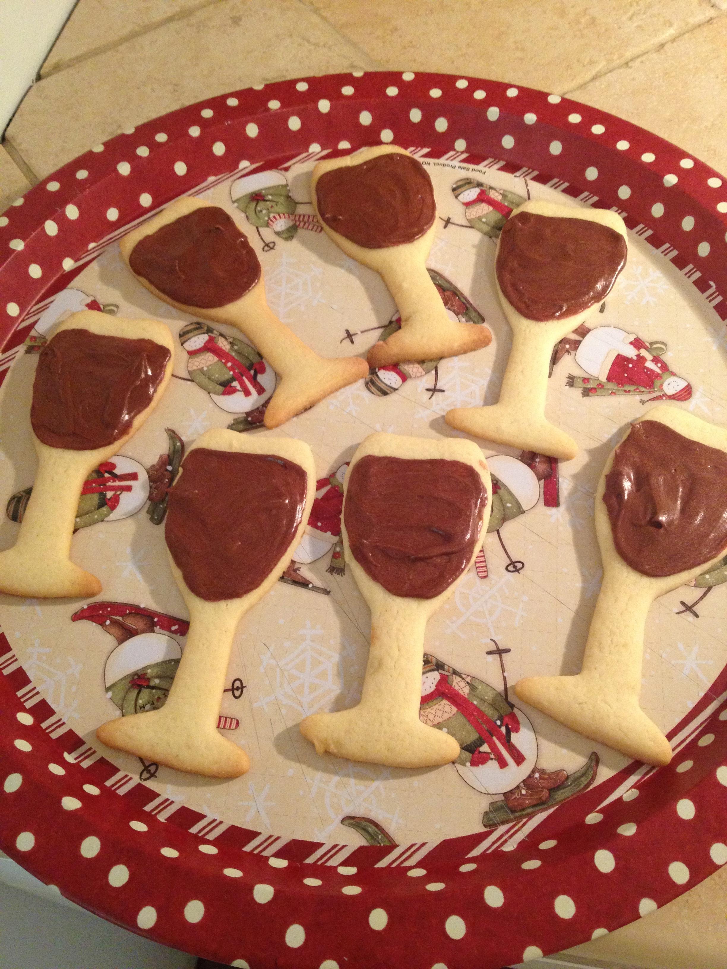 recipe: wine sugar cookies [30]