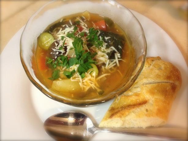 best veggie soup ever