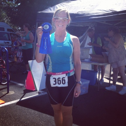 FIRST PLACE FEMALE WINNER! 2nd place overall!
