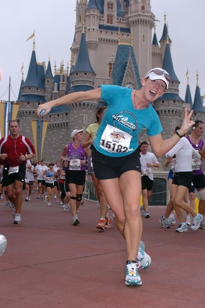 2008 - Walt Disney World Marathon