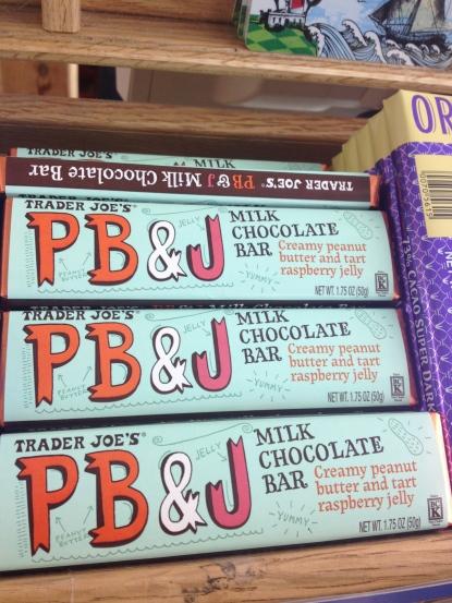 pb&j bar