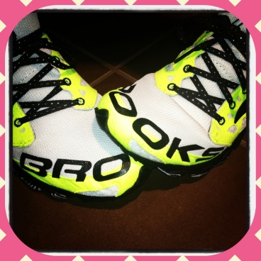 Brooks T7 racers