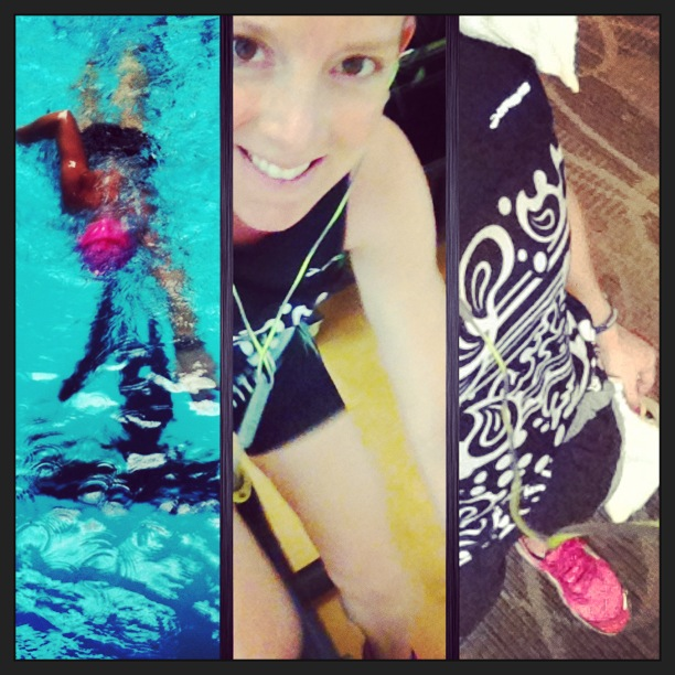 swim/bike/run