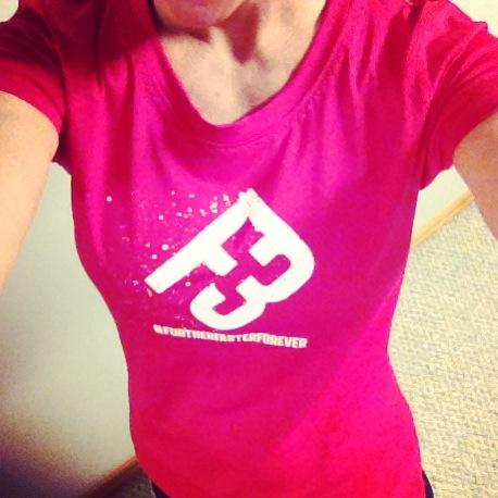 F3 shirt