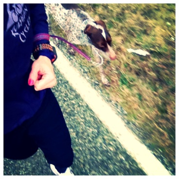 run with copper