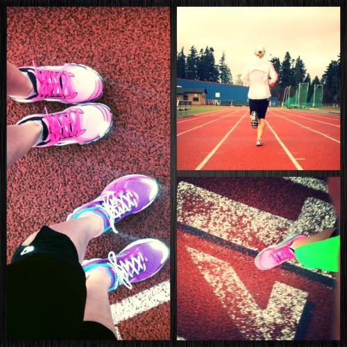 track run