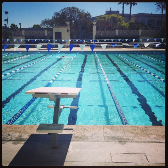 san diego university pool