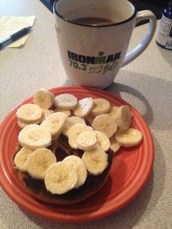 pre race breakfast