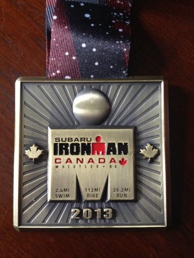 IM Canada medal
