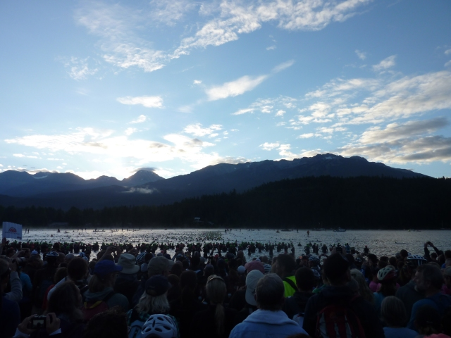 alta lake swim start