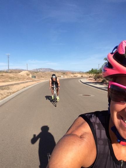 shake out bike ride triathlon