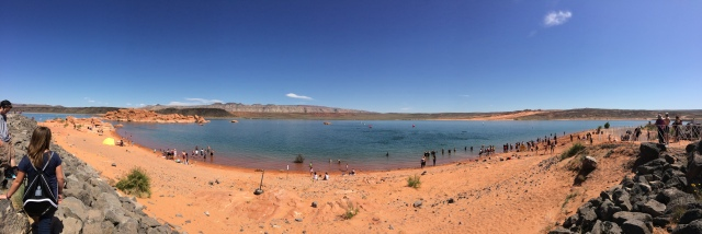 Sand Hollow Reservoir