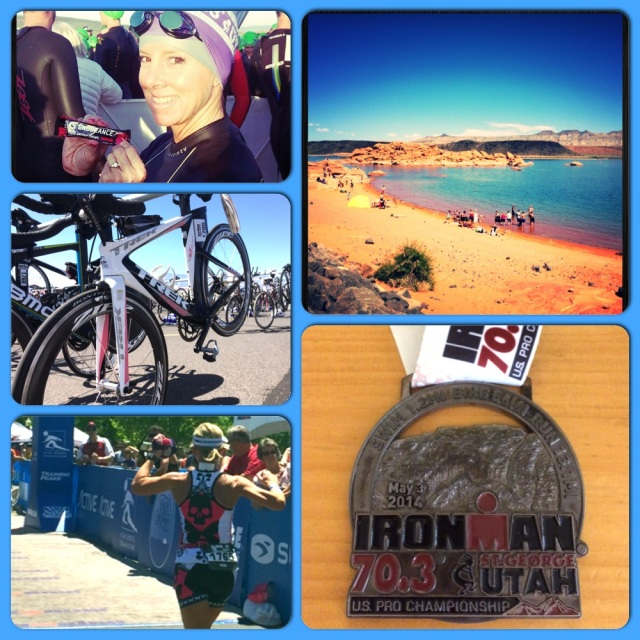 swim bike run St George