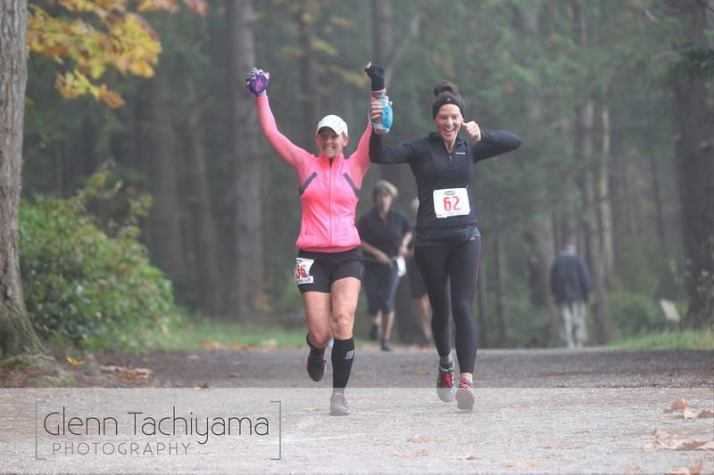 lake padded trail half