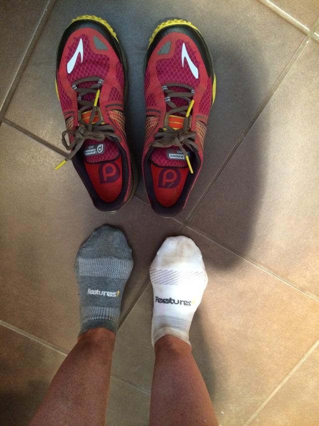 feetures!