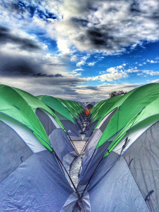 tent city JJ100